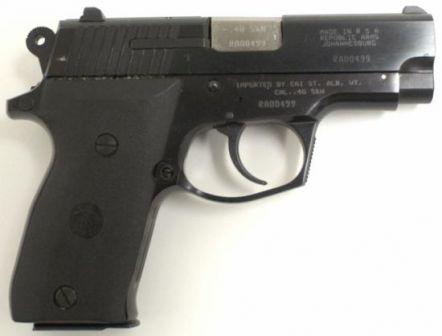 RAP-440 tabanca, sağ taraf.