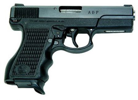 ADP pistol, right side.