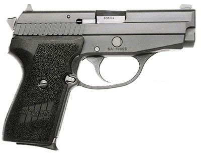 SIG-Sauer P239 tabanca (İsviçre)