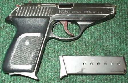 P-230 - early production 9mm model.