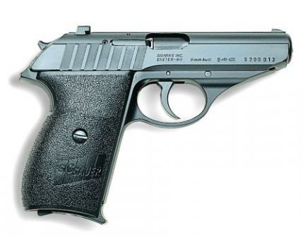 P-232 in 9mm - a currently produced pistol.