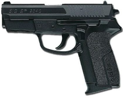 SIG-Sauer SIG Pro 2340 in .40SW caliber (9mm SP 2009 pistol looks exactly the same except for the markings)