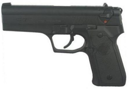 Yavuz 16 Bora (compact) pistol with fully enclosed slide