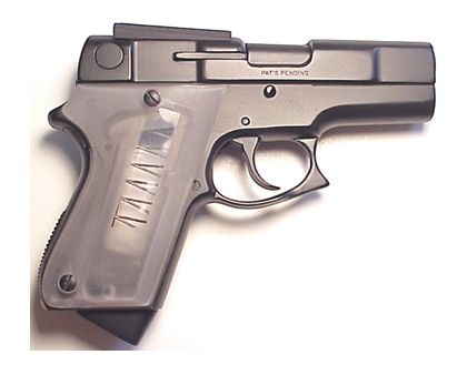 ASP pistol, right side