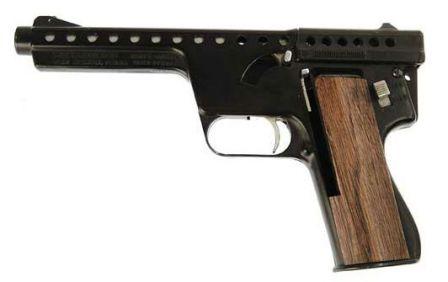 "13mm Gyrojet Mark I ""tabanca"""