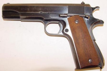 U.S. Pistol M1911A1 made by Colt