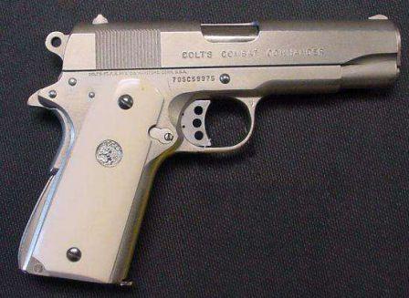 Colt Combat Komutanı .45ACP