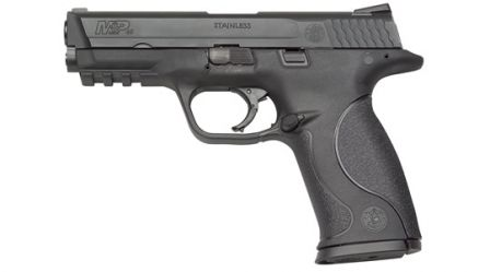 S&W Military and Police pistol, chambered for .40S&W