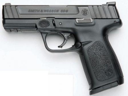 Smith & Wesson SD9 Öz Savunma tabanca