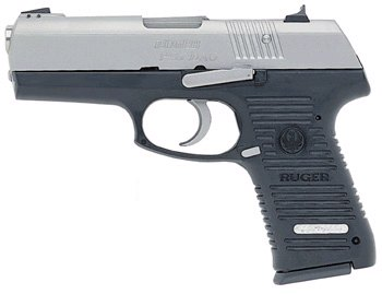 Ruger P97DAO - .45ACP polymer frame, double action only