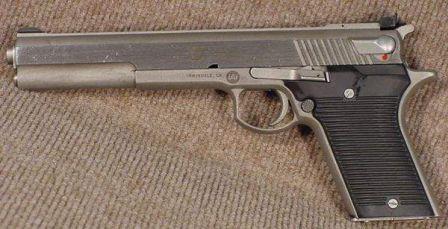 AMT Automag III tabanca, kalibre 0,30 M1 karabina