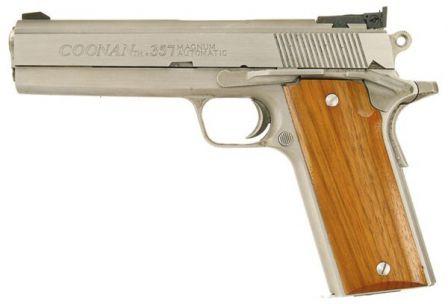 Coonan tabanca, sol taraf