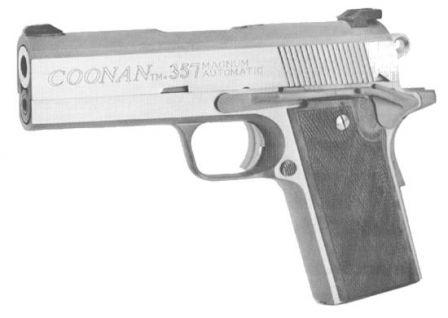 Coonan Cadet tabanca