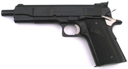 LAR Grizzly Mark I pistol, caliber .45 Winchester Magnum