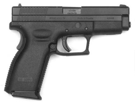 Orijinal 9mm tabanca HS2000, yaklaşık varil altında hiçbir aksesuar rayları vardır 2000. Not