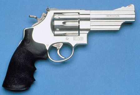 S&W 629 - stainless steel version of the Model 29