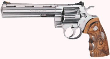 Colt 'Python Elite' with 6 in barrel