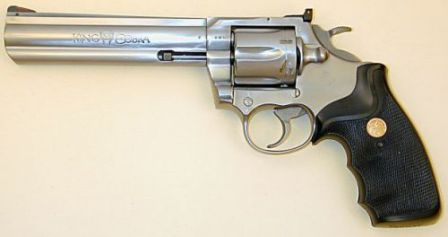 Colt KingCobra with 6 inch barrel