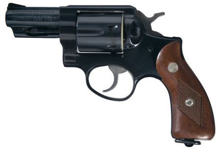 Ruger Speed Six revolver, caliber 357 Magnum