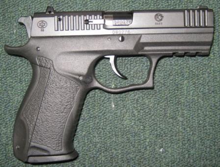 Травматический пистолет Гроза-04