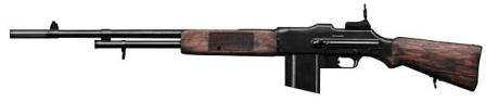Browning BAR M1918, original version.