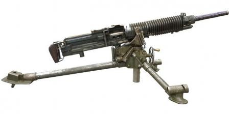 Type 03 machine gun.