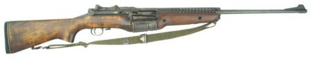 Johnson M1941 rifle.