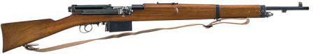 Mondragon M1908 rifle, as made by SIG in Switzerland.