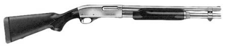 Remington 870.