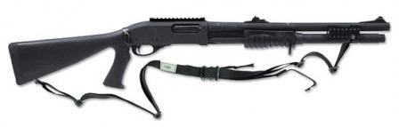 Remington 870MCS (Modular Combat Shotgun) in 18