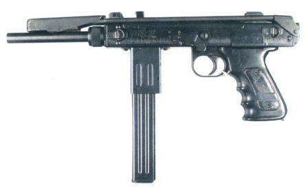 K6-92 / Borz hafif makineli tüfek.
