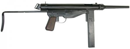 FBP m/948 submachine gun.