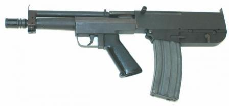 The semi-automatic Bushmaster