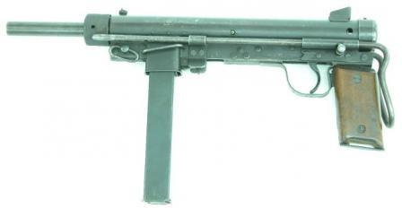 Akaba hafif makineli tüfek