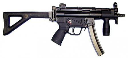 HK MP-5K-PDW - a