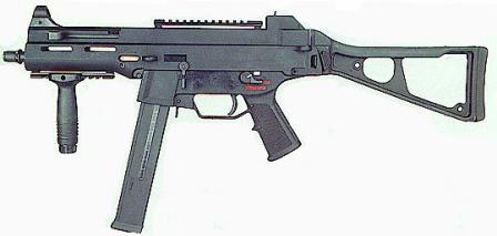HK UMP-45.
