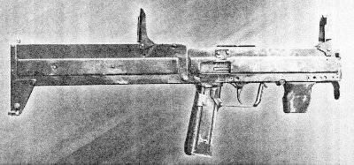 Goblin-2 submachine gun.