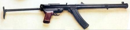 Tip 85 makineli silah susturuldu.