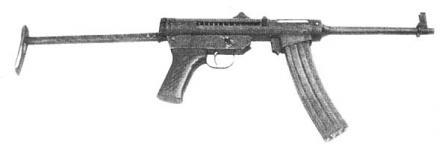 85 makineli silahı yazın.