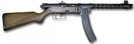M49 submachine gun.