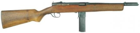 Early production ReisingM50 submachine gun, so called