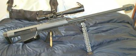 Barrett M95, another view.