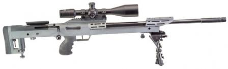 Keppeler KS-V sniper rifle in .308 Win (7.62x51 NATO).
