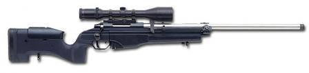Sako TRG-22 sniper rifle (modern version).