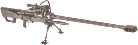 NTW-20 with14.5mm barrel.