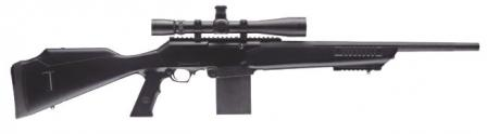 FN FNAR-L sniper rifle, LightBarrel version.