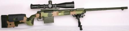 PGW Timberwolf C14 MRSWS – Medium Range Snipers Weapon System (Canada)