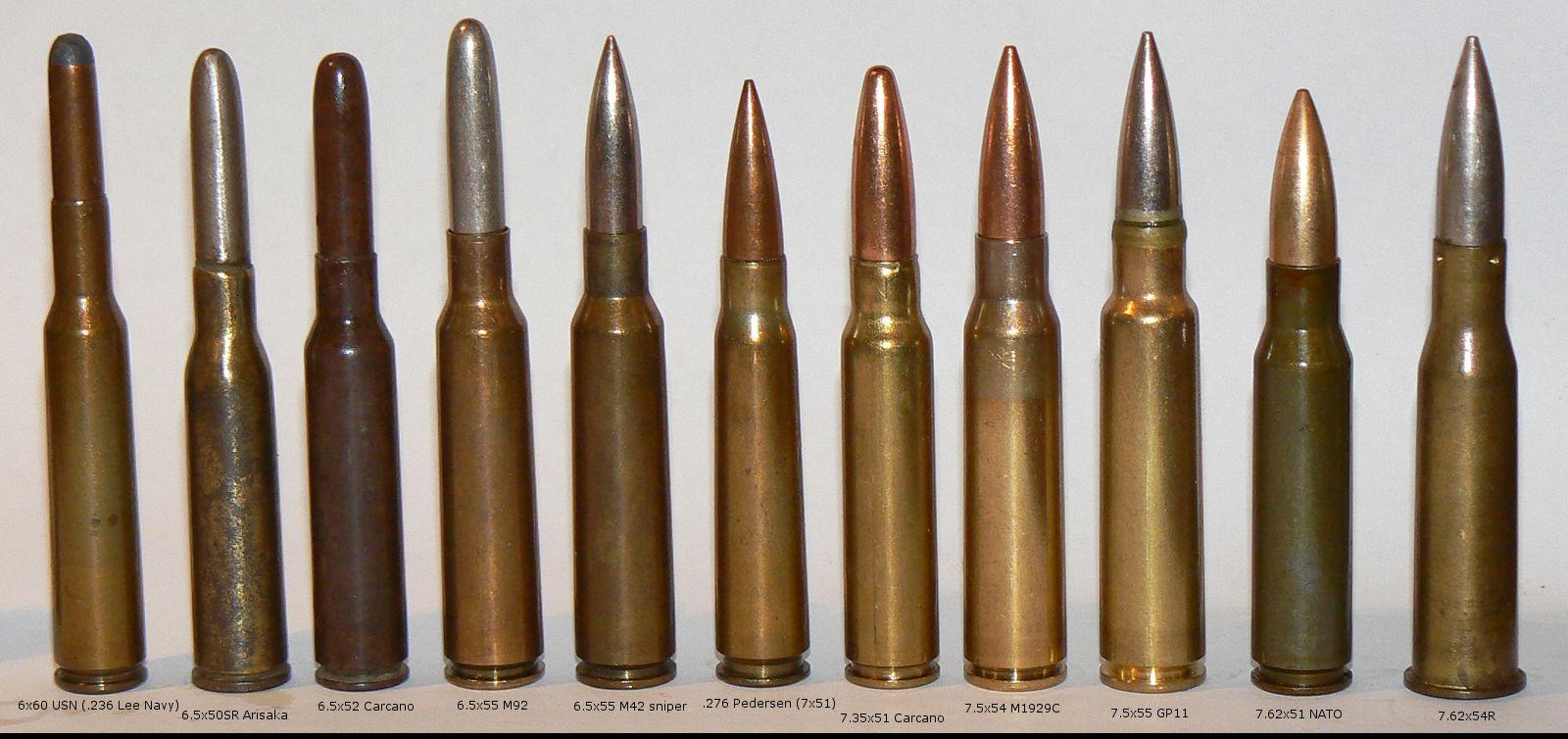 =D'Krintanx=: Ammunition gallery: cartridges for handguns ...