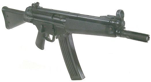 Heckler&Koch HK 33 и HK 53 ass...