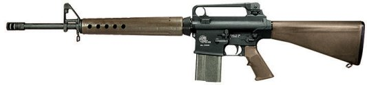 The ar 10b rifle a modern quot civilian quot re creation of the ar 10